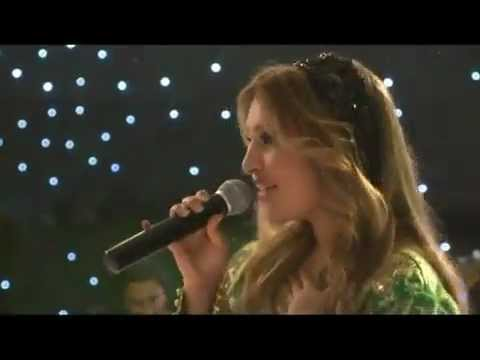Mozhdah Jamalzadah Sings Wattanam  2011 =) video