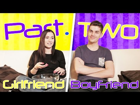 Boyfriend   Girlfriend Tag | Gogo & Lucy | #2 video