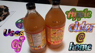 Watch my Review on Apple Cider