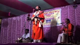 Lakhandas baul ওলো প্রাণ সজনি লো - হাড়োয়া ২০১৫