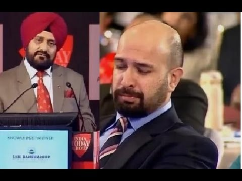 AFSPA cannot be revoked as of now: Gen Bikram Singh at India Today Conclave 2013