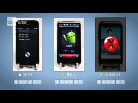 Cluzee For Android Vs. Siri For IPhone 4S