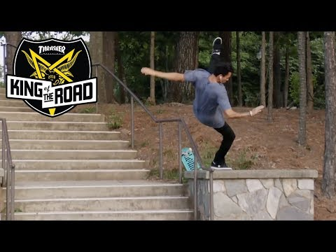 King of the Road Season 3: Nyjah's Heinous Slams!