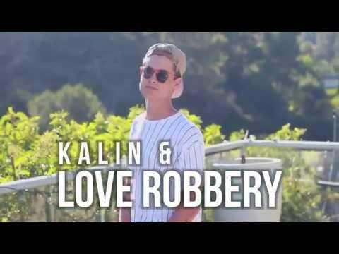 Kalin and Myles: Love Robbery (music video) - Kian Lawley + Ricky Dillon