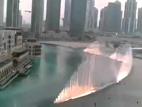 Water Dance In Dubai.mp4 video