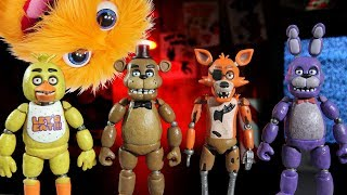 Complete Set Of Five Nights at Freddy