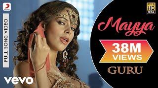 download lagu Mayya Mayya - Guru  Mallika Sherawat  Abhishek gratis