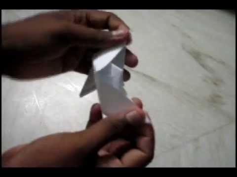 Paper Boat With Knife How to Make a Paper Knife Boat
