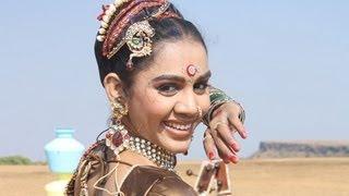 Lavni Dancer Vaishali Jadhav Crowned Winner Of 'Dholkichya Talawar' - ETV Marathi