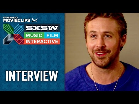SXSW - Interview with Ryan Gosling for Lost River (2015) - Film Festival Video  HD