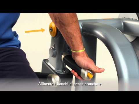 Matrix Fitness Italia: ULTRA Back Extension Italian