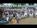 Desfile 15 de septiembre 2010 Ahuachapan El Salvador
