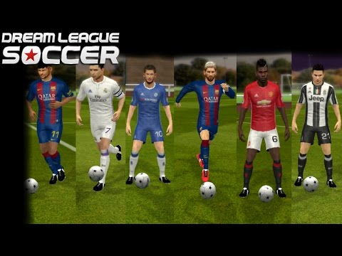 Dream league soccer messi