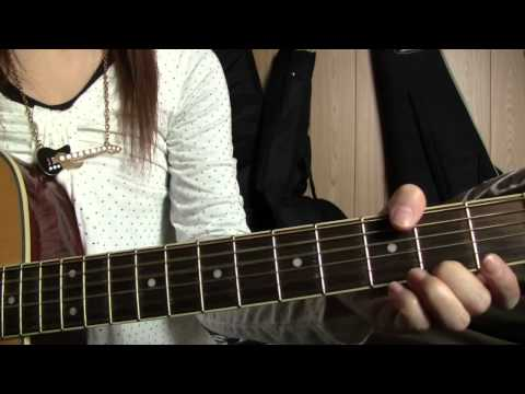 YUI Please stay with me 弾き語り/cover