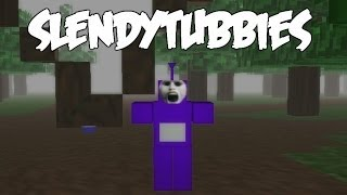 SlendyTubbies 2 : Minecraft Version!