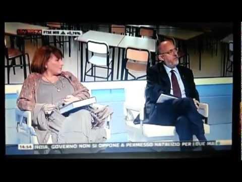 CONCORSO SCUOLA – IL PALIO DELLA CATTEDRA – SKY TG 24 – 18 12 2012