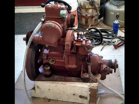 Volvo penta md 1 starting after sitting for 30 years for Outboard motors for sale maryland