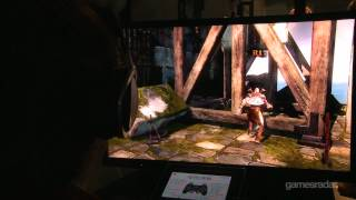 God of War_ Ascension Demo - Time Manipulation and Giant Elephant Boss Fight -  TGS 2012