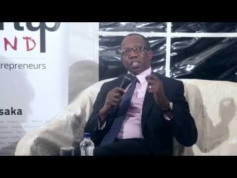 Bayo Akindeinde (PEPZ) Startup Grind Lusaka