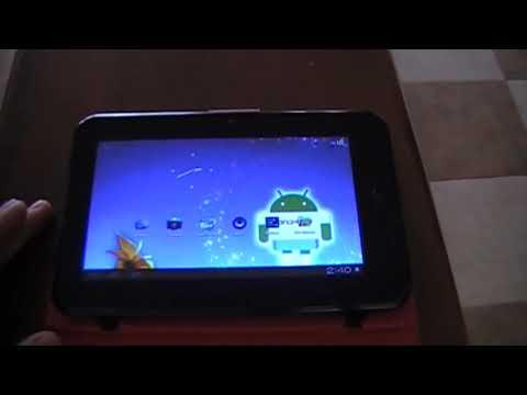Como desbloquear mi tablet sin PC ni programas