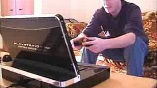 Playstation 3 mod / ps3p / ps3 laptop