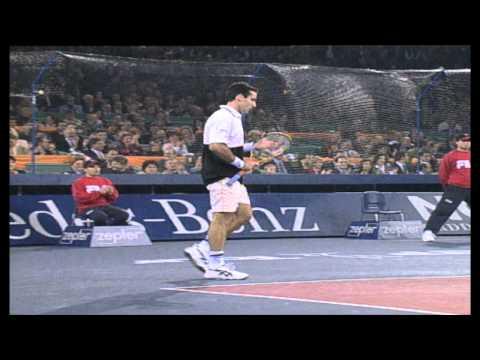 Classic Final Corretja v Moya 1998 Hannover