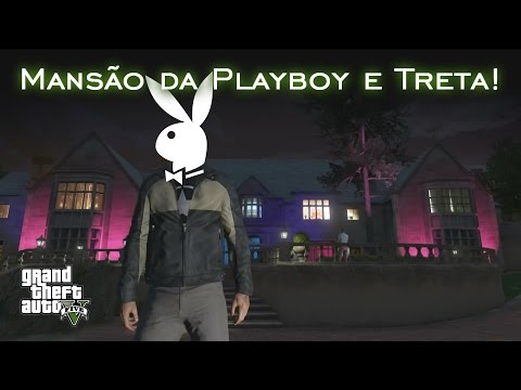 Mansão Da Playboy E Treta! - Easter Egg | Gta V [pt-br] video