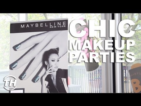 Chic Makeup Parties - The Maybelline Beauty Trends for Fall/Winter 2013 Prove Stunning and Stylish