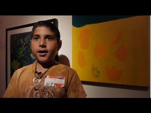 Chai Lifeline West Coast: Through the Eyes of Our Children - Artwork Exhibition & Sale