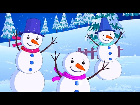 Christmas Songs for Kids / Winter Songs | Nursery Rhymes Playlist for Children & Babies