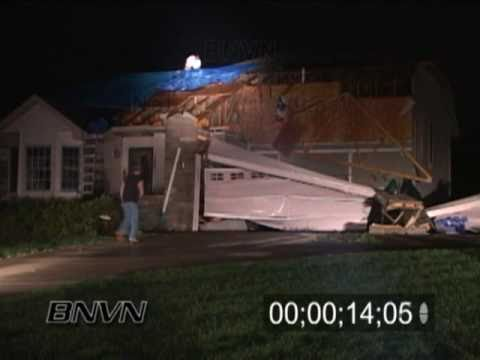 9/21/2005 Storm Damage Video from Andover and Anoka County, MN