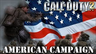 Call of Duty 2. American campaign