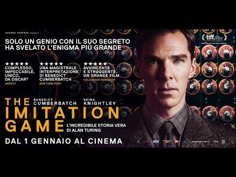 THE IMITATION GAME - TRAILER ITALIANO UFFICIALE HD