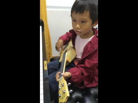 分分鐘需要你 ukulele