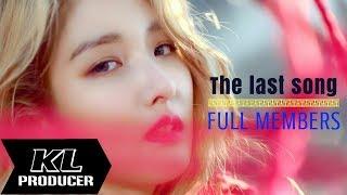 [REUP] Những MV cuối cùng của các nhóm nhạc Kpop còn đầy đủ thành viên