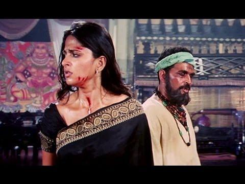 Anushka hot and horror scenes
