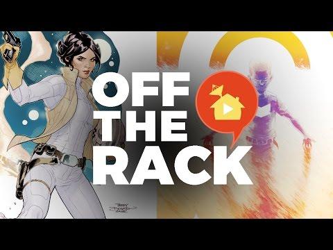PRINCESS LEIA & ALL-NEW HAWKEYE on Off the Rack