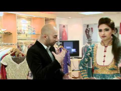 Asian Wedding Designers - HSY - WeddingTV