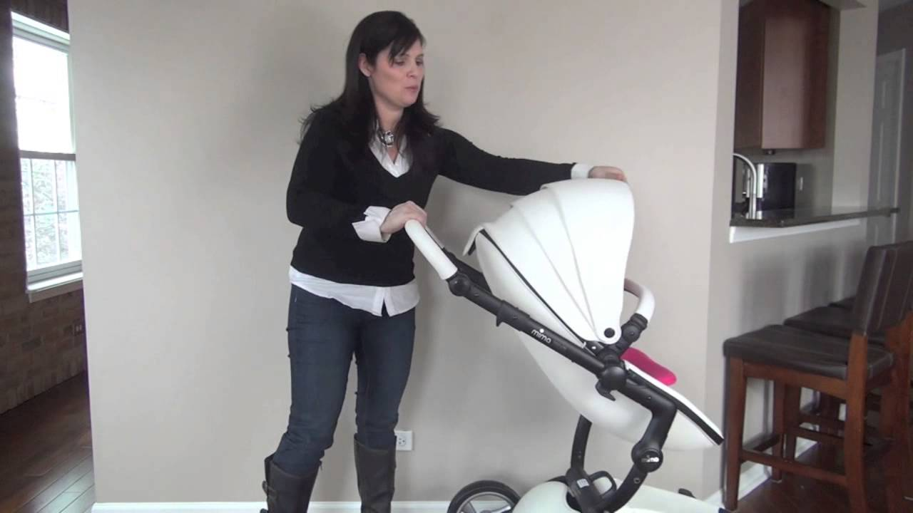 Mima Xari Stroller Review By Baby Gizmo Youtube