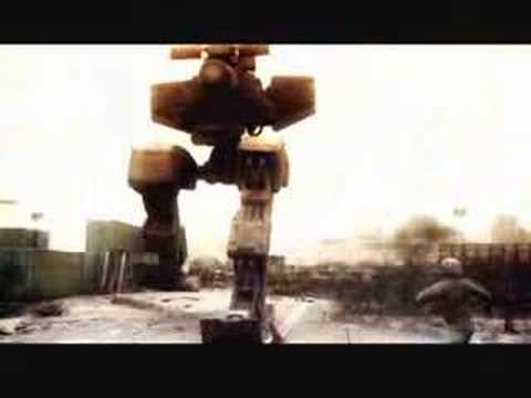 Armored Core 4 - Intro Movie