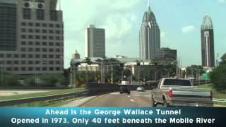 I-10 East: Mobile Alabama