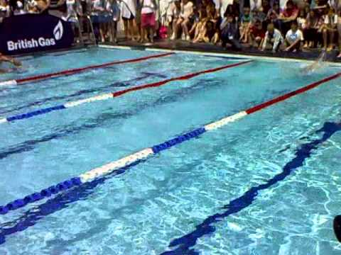 Rebecca Adlington swim stock 2011 Final