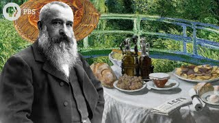 What Did Monet Eat in a Day?