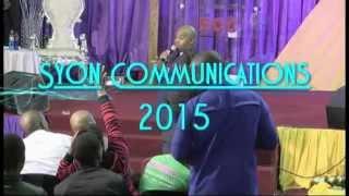 Syoni Live DVD 2015