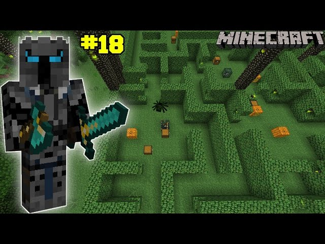 Minecraft: ANGRY WOLF MAZE CHALLENGE [EPS7] [19]