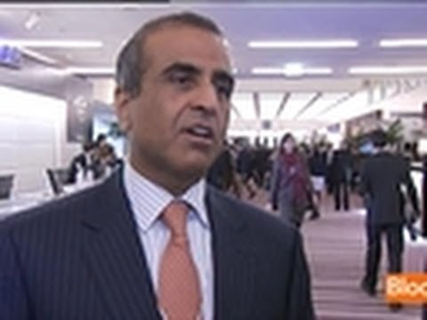 Bharti's Mittal Says Africa Is Best Investment