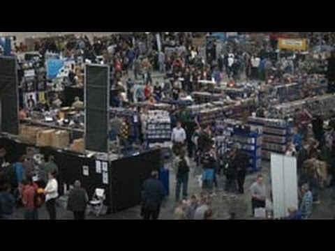 The ultimate guide to Salute 2013! - Part 1