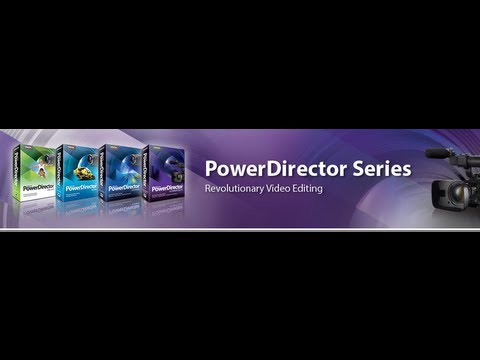 Review Power Director 11 - CyberLink PowerDirector 11 - Getting Started - Video Editor