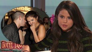 Selena Gomez Reveals Nick Jonas