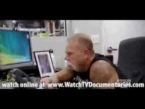 American Chopper: Senior vs. Junior - Old Wounds, Season 04 Episode 11, 1 of 3